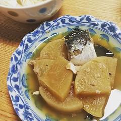 サバ大根🐟#夕食 (inuichiro_work) Tags: ifttt instagram
