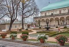 DSC_0286 (coolguide.cz) Tags: prague castle pražský hrad the royal garden královská zahrada ball game hall summer palace
