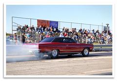 GTX (bogray) Tags: racecar dragracer nostalgiadragracing mokandragway smokinmokan asbury mo since1962 plymouth gtx superstock americanhotrodreunion