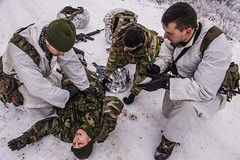 Canadian Patrol Concentration 2016 (Canadian Army   Armée canadienne) Tags: armes army arméedeterre day extérieur females femmes hommes horizontal international jour males neige outdoors snow weapons wainwright ab canada ca