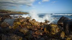 BEMEZPICTURES-25 (Bertrand Mézino) Tags: waves reunion seascape clouds sunset longexposure instagood picoftheday amazingshoot