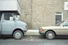 (danny.rowton) Tags: mediumformat 120film portra 400 c41 car transit vehicle street london gw690iii