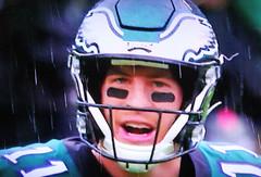 Quarterback (tmattioni) Tags: football philadelphiaeagles carsonwentz rain sunday tv
