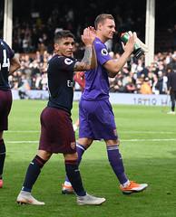 Fulham FC v Arsenal FC - Premier League (Stuart MacFarlane) Tags: sport soccer clubsoccer london england unitedkingdom gbr
