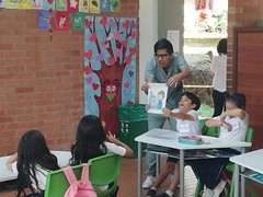 "INTERCAMBIO EN BILINGÜISMO ENTRE LA ESCUELA NORMAL SUPERIOR DE PASTO Y EL COLEGIO LA ARBOLEDA DE CALI • <a style=""font-size:0.8em;"" href=""http://www.flickr.com/photos/158356925@N08/44291247065/"" target=""_blank"">View on Flickr</a>"