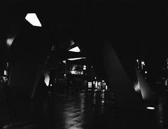 Frittezang (Christian Güttner) Tags: nrw analog analogue aachen niemcy germany tyskland deutschland schwarzweis svartvitt schwarzweisfotografie sw monochrome mediumformat mittelformat europa ecodeveloper etrs euregio rollfilm film fomapan foma fomapan400 kamera 120 6x45 zenzabronica umwelt outdoor architektur czarnobiale blackandwhite bw
