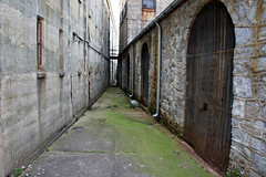 Back Alley (Throwingbull) Tags: eastern state penitentiary jail prison incarceration incarcerated inmate inmates philadelphia pa pennsylvania history historic cell cells holding