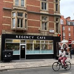 The Regency (Deydodoe) Tags: iphonexsmax iphone 2018 oldskool westminster theregency regency food cafe greasyspoon british britain england uk unitedkingdom greatbritain london
