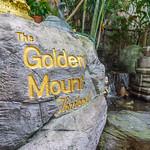 The Golden Mount Thailand Engraving thumbnail