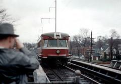 PW 208 4-1-62 (jsmatlak) Tags: philadelphiawestern pw septa norristown electric interurban train railroad trolley tram