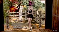 LOTD#349 Witch's Forest (Jullie Vandeperck) Tags: secondlife sl slgroupgiift free freehair freebie freesecondlife secondlifefree secondlifeevents olive leluck {song} sanaraeevent originalvogueevent semotion libeiiunecreations vanityevent thisiswrong bodyfy scandalize purepoison