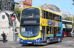 Dublin Bus GT151 (132D11600). (Fred Dean Jnr) Tags: busathacliath dublinbus dublinbusyellowbluelivery dublin september2018 volvo wright wrightbus eclipse gemini pboro gemini2 gt151 132d11600 oconnellstreetdublin