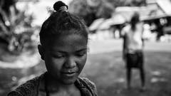 Regards croisés . Timidité (Stephane Rio 56) Tags: portrait 169 madagascar nb afrique africa bw headshot mdg mg