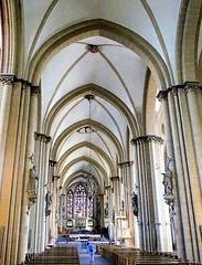 Paderborn - Dom e1 (Arnim Schulz) Tags: kirche church iglesia église esglesia architektur achitecture arquitectura altstadt gebäude building kunst art arte deutschland germany alemania allemagne germania gotik gothic gótico gotisch gothique