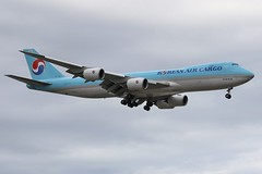HL7609 Korean Air Cargo Boeing 747-8HTF (johnedmond) Tags: perth ypph westernaustralia korean cargo boeing b747 b747800 queenoftheskies australia aviation aircraft aeroplane airplane plane canon eos 7d eos7d 100400mm ef100400mmf4556lisiiusm