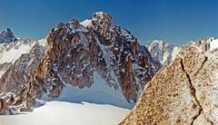 """Souvenir au sommet de la """"Petite Fourche"""" (Yvan LEMEUR) Tags: alpinisme alpes petitefourche glacier glace hautesavoie hautemontagne granite chamonix massifdumontblanc montblanc extérieur france landscape paysage mountain montagne"""