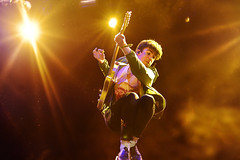 Declan McKenna (oscarinn) Tags: declanmckenna mexico mexicocity live music rock english elplaza cdmx df musica guitar jump dymanic