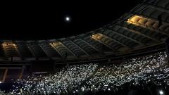 Pearl jam in Rome (max832) Tags: luci led moon crowd people lights rock 2018 events olimpico stadio stadium roma rome concert pearljam