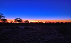 LAKE TIPPIPILA SUNSET (16th man) Tags: birdsville birdsvilletrack queensland southaustralia canon eos eos5dmkiv lake tippipila