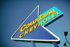 Courtesy Chevrolet (Thomas Hawk) Tags: america arizona chevrolet courtesychevrolet phoenix us usa unitedstates unitedstatesofamerica blue cardealership neon fav10 fav25 fav50