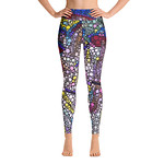 Eyo Art Yoga Leggings thumbnail