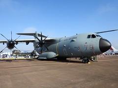 RAF, Airbus A400M Atlas C.1. ZM4110. RIAT 2018, RAF Fairford (andrew.dace) Tags: zm411 atlas airbus a400m raf fairford