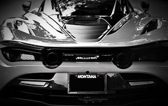 Fast car (alestaleiro) Tags: car sport sportcar mclaren design diseño mono monochrome monocromo lines modern speed rápido veloz fast voiture carroo auto race carreras alestaleiro