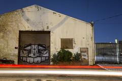 GATS at night (eb78) Tags: ca california nightphotography longexposure npy eastbay berkeley gats ptv illegaltrouble graffiti streetart graffitiagainstthesystem
