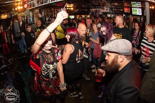 Johnny Kowalski & The Sexy Weirdoes at Ragged Bear 2018