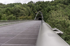 AGQ-20180927-0020 (AGQue) Tags: 2018 asia autumn fall gmt0900tokyostandardtimezone japan koka september shigaprefecture travelphotography bridge museum suspensionbridge tunnel vacationing kokashi jp