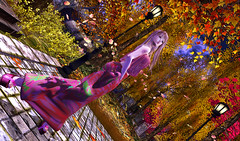 RAPTURE_autumm Garden (kyoka jun) Tags: originalmesh pature skirthelen wovenmaxiskirt southwesterndesignprint topeliza freya isis maitreya slink pattern olive oldindigo lightblue fury claret carbon laq secondlife secondlifefashion secondlifeblog autumn skirt セカンドライフ セカンドライフブログ セカンドライフファッション