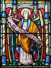 [67694] St Peter, Doddington : South Aisle Window (Budby) Tags: doddington lincolnshire church stainedglass window