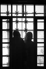 shootings stars (bostankorkulugu) Tags: window stars alaqsamosque templemount jerusalem architecture islam holyland israel islamicarchitecture mosque women hijab arab palestine muslim