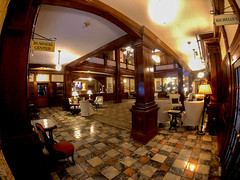 Across The Lobby (Neal3K) Tags: americus ga georgia lobby windsorhotel bitplayultrawideanglelens