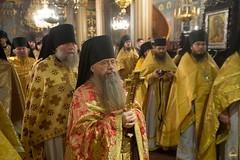 036. Божественная литургия в Киккском монастыре 03.11.2018