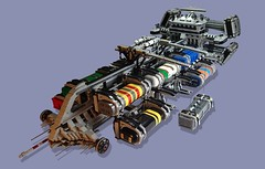 Cargo Crane Operation (Greeble_Scum) Tags: