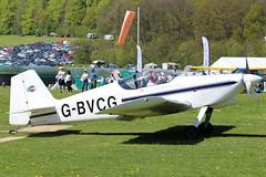 G-BVCG_02 (GH@BHD) Tags: gbvcg vans rv rv6 aviation aircraft pophammicrolighttradefair2018 pophamairfield popham