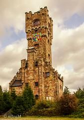 Altvaterturm (martin bildermacher) Tags: altvaterturm wetzstein lehesten brennersgrün frankenwald museum aussichtsturm thüringerwald franken oberfranken deutschland grenze