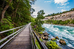 A Walking Fury (buddphotography) Tags: whitewaterwalk ontario niagarariver canada niagarafalls water waterfall nature landscape