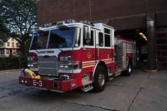 Mount Vernon Fire Department Engine 3 (Triborough) Tags: ny newyork westchestercounty mtvernon mountvernon mvfd fdmv mountvernonfiredepartment mtvernonfiredeparment firetruck fireengine engine engine3 pierce arrrow xt arrowxt