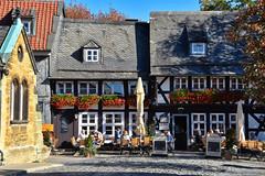 Goslar im Oktober (r.wacknitz) Tags: goslar nikond3400 niedersachsen architektur altstadt tamron light fachwerk idylle