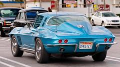 1965 Chevrolet Corvette Sting Ray (Pat Durkin OC) Tags: c2 1966chevrolet corvette stingray