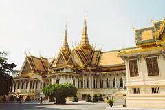 Phnom Penh Royal Palace (yemaria) Tags: khmer cambodia phnompenh royalpalacephnompenh nikond800e yemaria