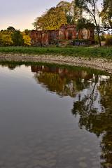 Reflections (kanyck (Thanx 4 0.5M views!)) Tags: 1835 d7200 nikon sigma autumn water reflections ruines trees pond