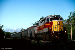AC_203_Sault-Ste-Marie_ON_8-1-1992_#9-2831 (Frater Operator) Tags: algomacentral