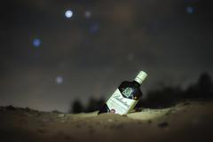 Whisky and Stars (MartinFechtner-Photography) Tags: minolta50mmf14rokkorxlens minolta vintage lense 50mm balentines stars sonya7s sterne grafschaft bentheim nordhorn itterbeck legacy glass