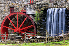 The Grist Mill in Sudbury Massachusetts (Peter Camyre) Tags: sudbury ma mass massachusetts peter camyre photography canon