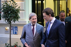 EPP Summit, Brussels, 17 October 2018 (More pictures and videos: connect@epp.eu) Tags: eppsummit brussels 17october2018 epp summit european people party belgium october 2018 johannes hahn sebastian kurz
