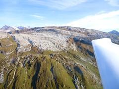 Silberen (TolgaE) Tags: bergrücken flight inflight sight