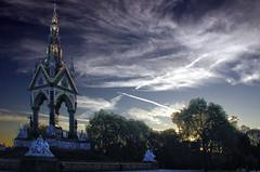 IMGP5741 (Steve Guess) Tags: albert memorial kensington gardens park london england gb uk sky